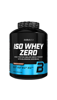 ISO WHEY 2.27KG BIOTECH